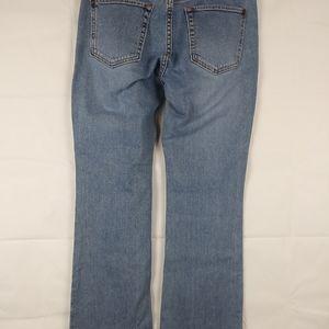 GAP Jeans - Gap Curvy Bootcut Blue Jeans Size 8A